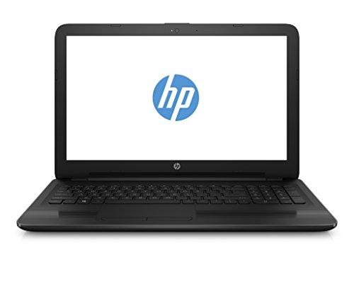 HP 15-ay123ng (1JN25EA) 39,6 cm (15,6 Zoll / HD SVA) Laptop (Intel Core i5-7200U, 8 GB RAM, 1 TB HDD, Intel HD-Grafikkarte 620, FreeDOS 2.0) in schwarz