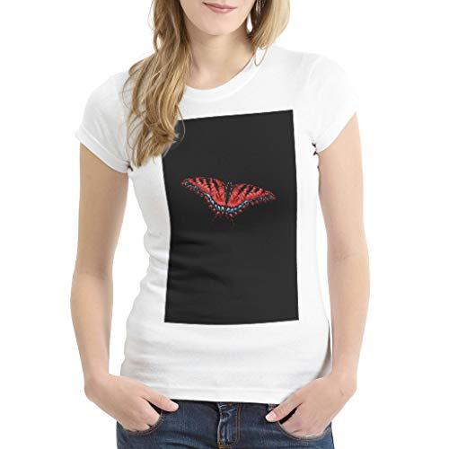 Geschmeidig Vintage T-Shirt für Tochter drakblack 2X-Large