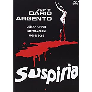 Dario Argento's Suspiria (Suspiria, Spain Import, see details for languages)