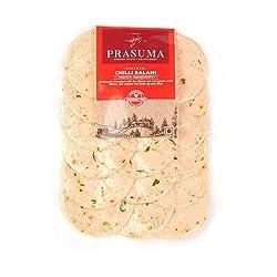 Prasuma Chicken Chilli Salami Pouch,  200 g