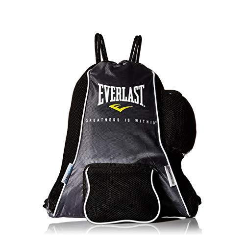 Everlast 420D Glove Bag, Black
