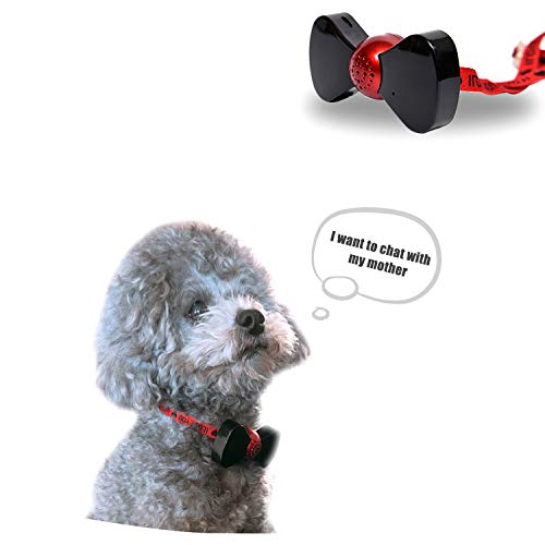 PURROMM Smart Collar for Dogs The Dog Translator translates Dog's Action behaviors and Vocals into Intelligent Collars in Human Language
