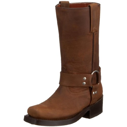 Buffalo crazy horse 1801, Unisex - Erwachsene Stiefel, braun, (brown 01), EU 37
