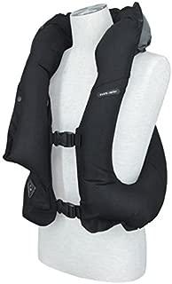 Hit Air LV Equestrian Light Weigth Airbag Vest (Black)