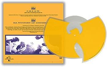 Wu-Tang Clan: C.R.E.A.M. (Die-Cut) Vinyl 7