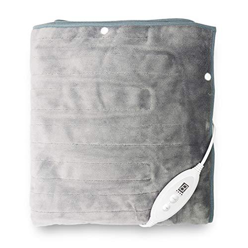 EARJE Comfort Heat Pad with Cosy Knee pad Warm up Warm feet Warm hands Warm waist electro-thermal Insulation cloak Shearing