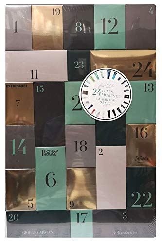 L´oreal - Loreal Adventskalender - 24 Luxusmomente für Ihn - Herren - Beauty - Kosmetik - Limitiert