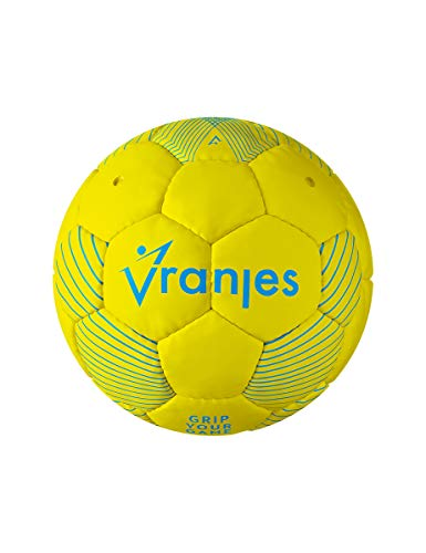 Erima Unisex Youth Vranjes Kids Softball Handball, Yellow, 0