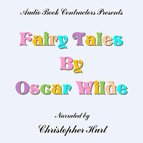 Fairy Tales by Oscar Wilde audiobook cover art