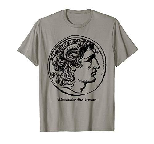 Camiseta de Alejandro Magno