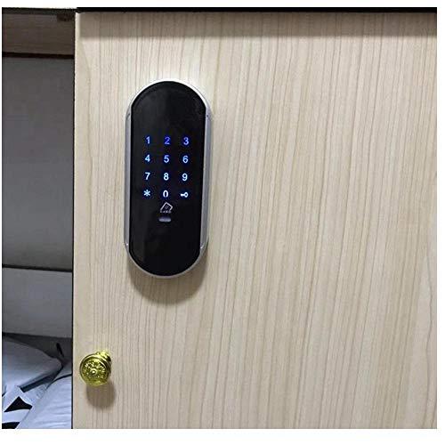 Slim elektronisch wachtwoord gecodeerd inductief slot Sauna Gym Lockerkast Inductie coderingssloten met slotpaneel