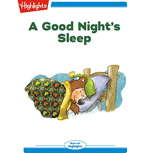A Good Night's Sleep copertina