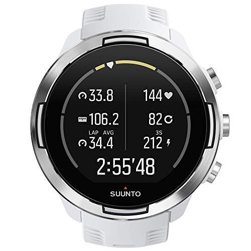 Suunto 9 Baro Reloj deportivo GPS con batería de larga duración y medición del ritmo cardiaco en la muñeca