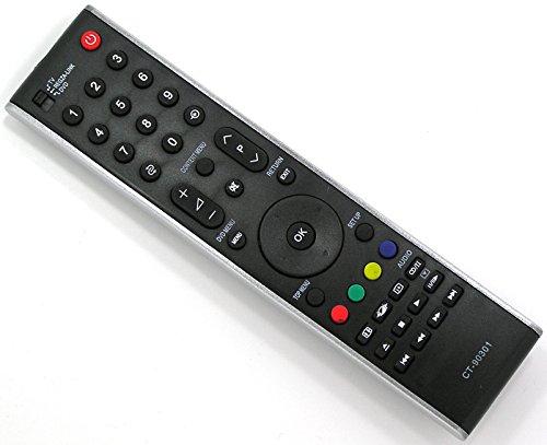 Ersatz Fernbedienung für Toshiba CT-90301 CT90301 TV Fernseher Remote Control / Neu