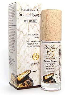 SERUM mit 7% Schlangengift+ Hyaluronsäure Elixir Anti Age Snake active Anti Age Naturprodukt