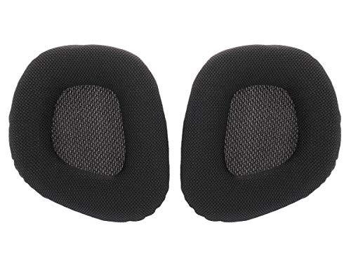 Almohadillas compatibles con Cascos Corsair Void Pro | Negro