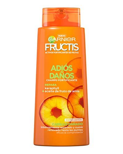 Garnier Fructis Adiós Daños Champú Pelo Dañado - 700 ml