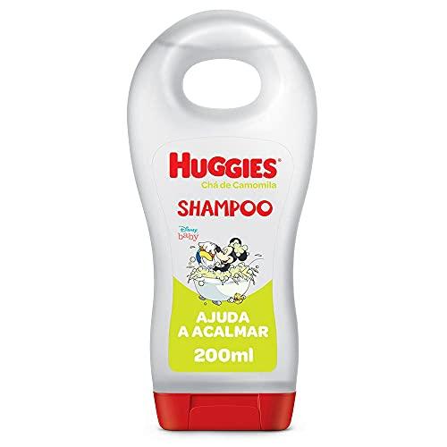 Huggies 30220518 - Shampoo Infantil Chá de Camomila, 200 ml