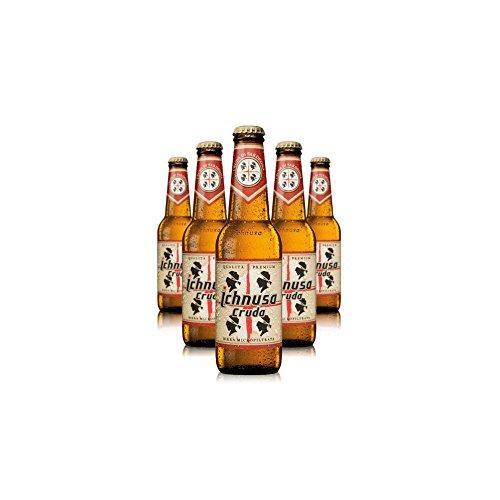 Ichnusa Cruda 0,33lt, 1 Flasche