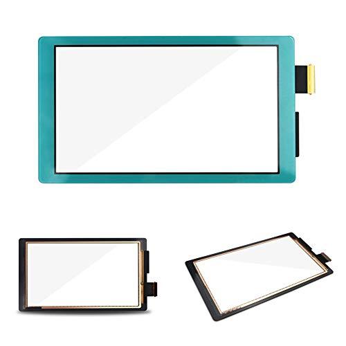SUNERLORY Touch Screen Digitizer Game Console Touchpad Vervangende Onderdelen Duurzame Direct Fit Glas Raam Outer Praktische Reparatie Panel Voor Switch Lite