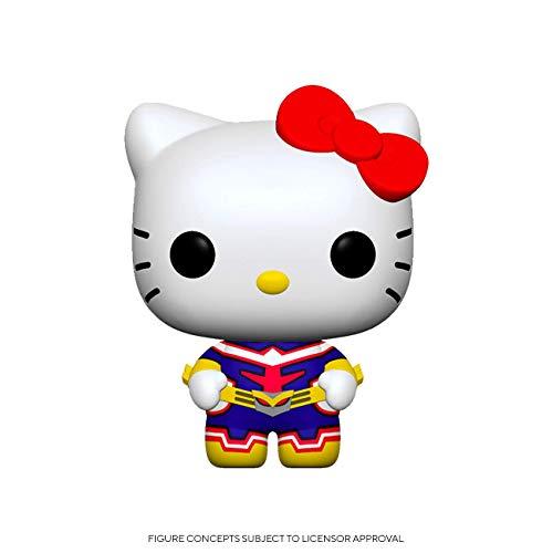 Funko Pop Animation My Hero Academia Hello Kitty & Friends Hello Kitty All Might