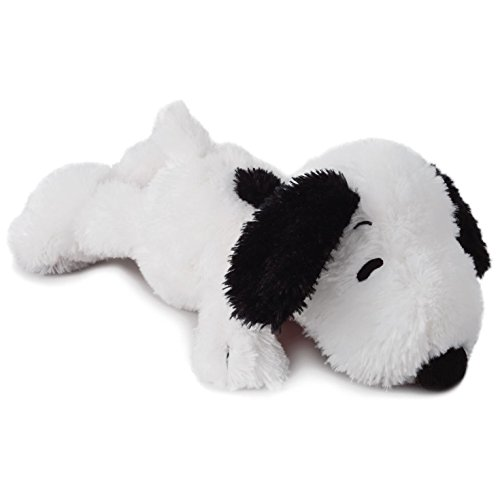 "Hallmark Peanuts Snoopy Floppy Stuffed Animal, 12.5"" Classic Stuffed Animals Movies & TV"