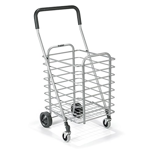 Polder STO-3022-92 Superlight Shopping Cart Aluminum