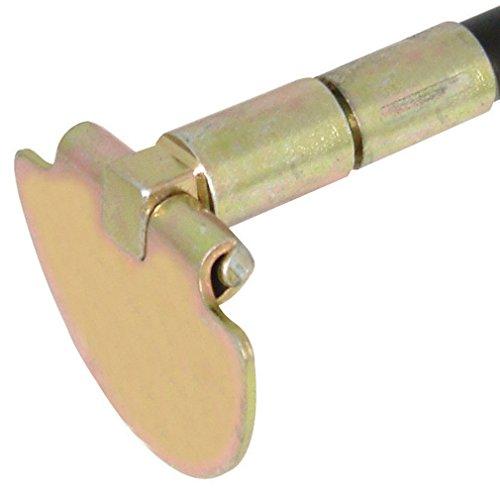 Silverline 447122 Raclette articulée 100 mm