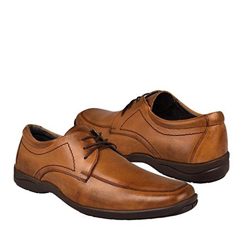 Stylo Zapatos DE Vestir 1151 Piel Tabaco 29 29