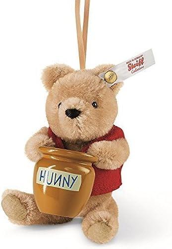 los últimos modelos Winnie Winnie Winnie The Pooh with Honey Pot Ornament by Steiff  entrega rápida