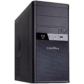 CoolBox Caja MICROATX M55 2xUSB3.0 SIN FTE2xUSB3.02xUSB3.0 SIN FTE ...