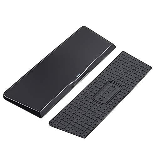 Bluetooth earphone Cargador Móvil Rápido De Carga Inalámbrica Qi De 10 W, Accesorios De Modificación para Automóvil, Conector para Encendedor De Cigarrillos, Apto para Automóvil