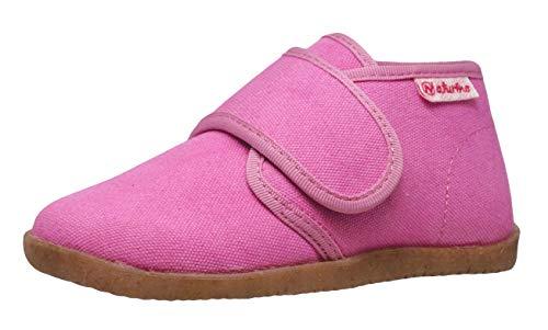 Naturino Home Hausschuhe Unisex - Kinder, Pink (Fuxia 0L04), EU 25