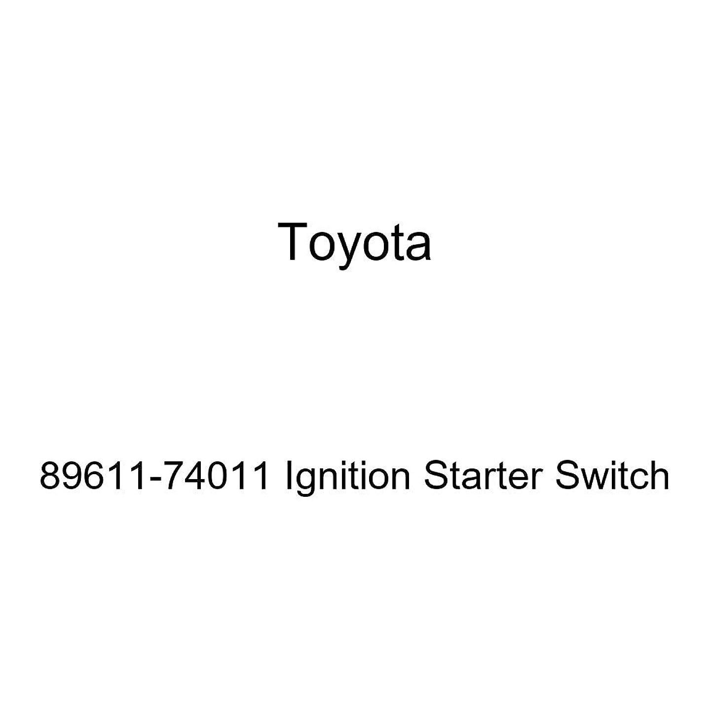 Toyota 89611-74011 Ignition Starter Switch
