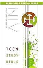 NIV, Teen Study Bible, Hardcover