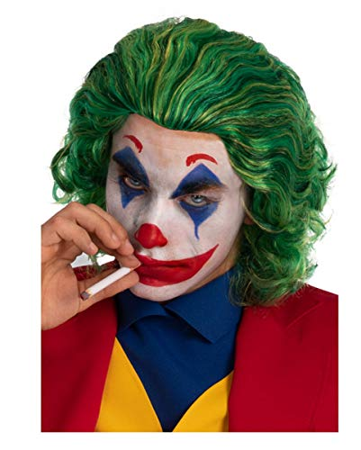 Gekke Joker Pruik
