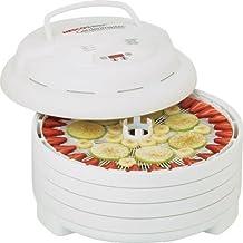 NESCO FD-1040, Gardenmaster Food Dehydrator, White, 1000 watts (Renewed)