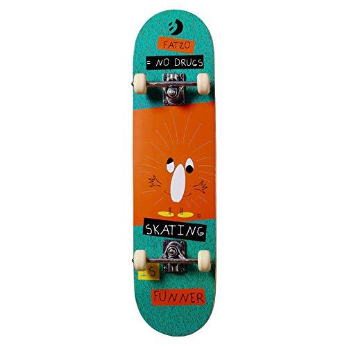 Best Sport Fatzo No Drugs A3 Skateboard