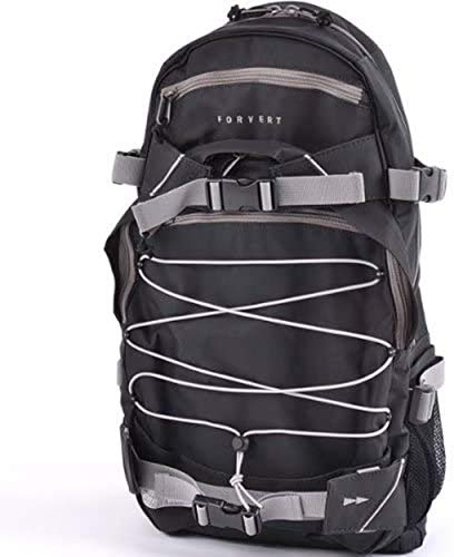 forvert Ice Louis Backpack schwarz/grau