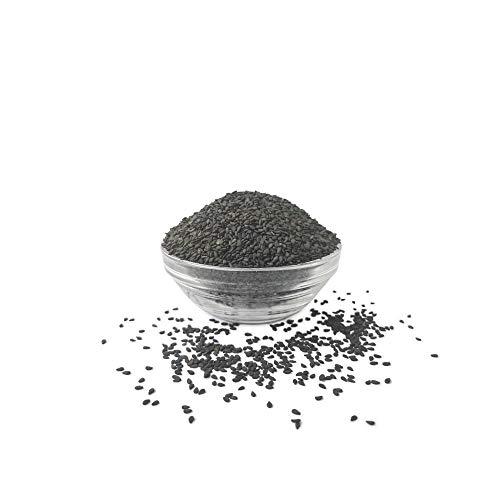 Krimste Natural Negro semillas de sésamo, 1000g