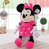 XIAN Llamamiento Mickey Mouse 30 cm película Suave Peluche Juguete de Dibujos Animados Goofy TV Juguete Regalo de cumpleaños hailing (Color : 30cm, Size : B)