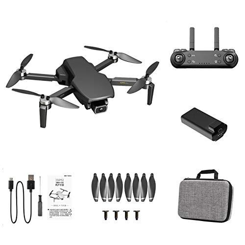 Irjdksd L108 GPS Drohne 4K Dual Kamera 5G WiFi Brushless Motor Professioneller Faltbarer Quadcopter RC Drohnen Quadrocopter Spielzeug