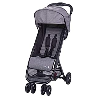 Safety 1st Poussette Canne Ultra Compacte Teeny - De la naissance à 3 ans - Black Chic (B07CMJGSWH) | Amazon price tracker / tracking, Amazon price history charts, Amazon price watches, Amazon price drop alerts