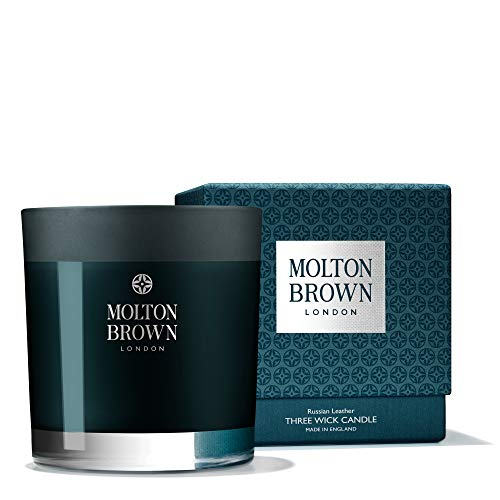 MOLTON BROWN Russian Leather Candela 3 STOPPINI