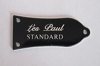 Les Paul Standard Truss Rod Cover 3 Hole, 3 Pcs