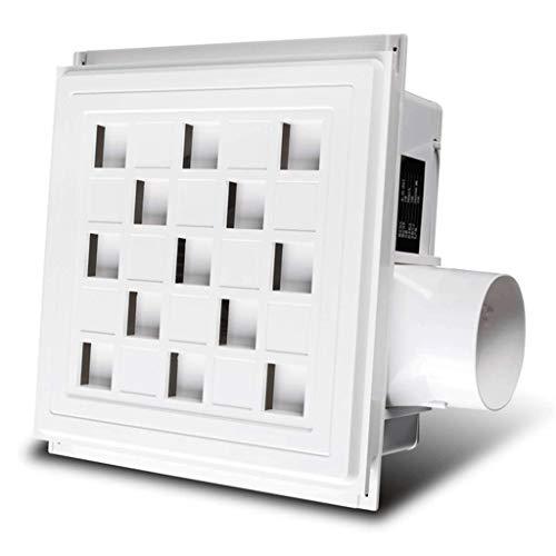 ECSWP Ventilateur D'extraction À Vitesse Variable Iliving, Mural