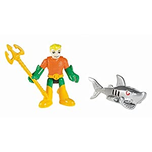 DC Super Friends Aquaman and Robo Shark 7