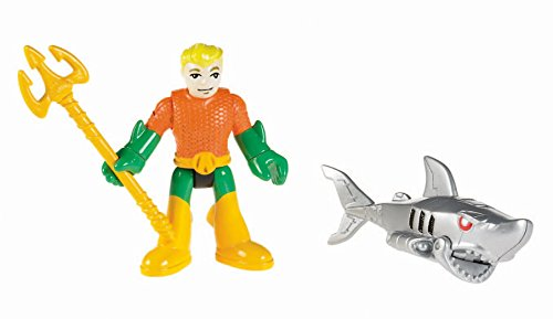 DC Super Friends Aquaman and Robo Shark 1