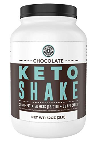 Left Coast Keto Meal Shake