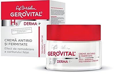 Gerovital H3 Derma+ Anti-Wrinkle and firming cream 50ml